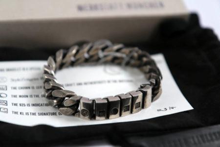 StyleZeitgeist Werkstatt:Munchen x StyleZeitgeist Silver Bracelet