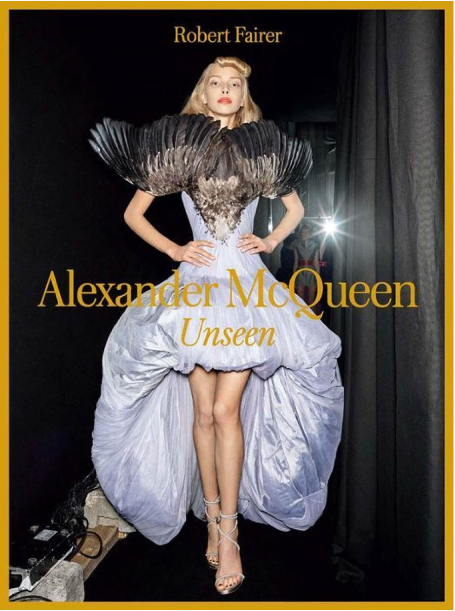 Alexander McQueen: Unseen - fashion, culture - mcqueen, fashion photography, Fashion, alexander mcqueen