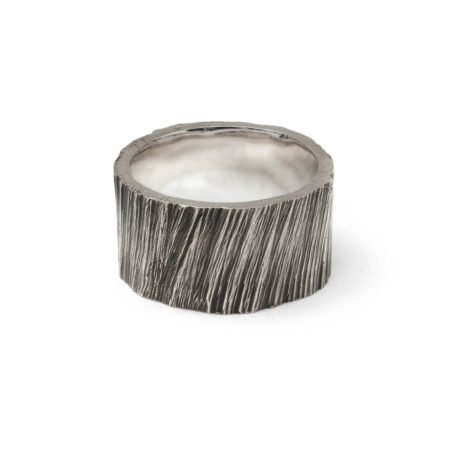 Alicia Hannah Naomi Awl Wide Ring -  -