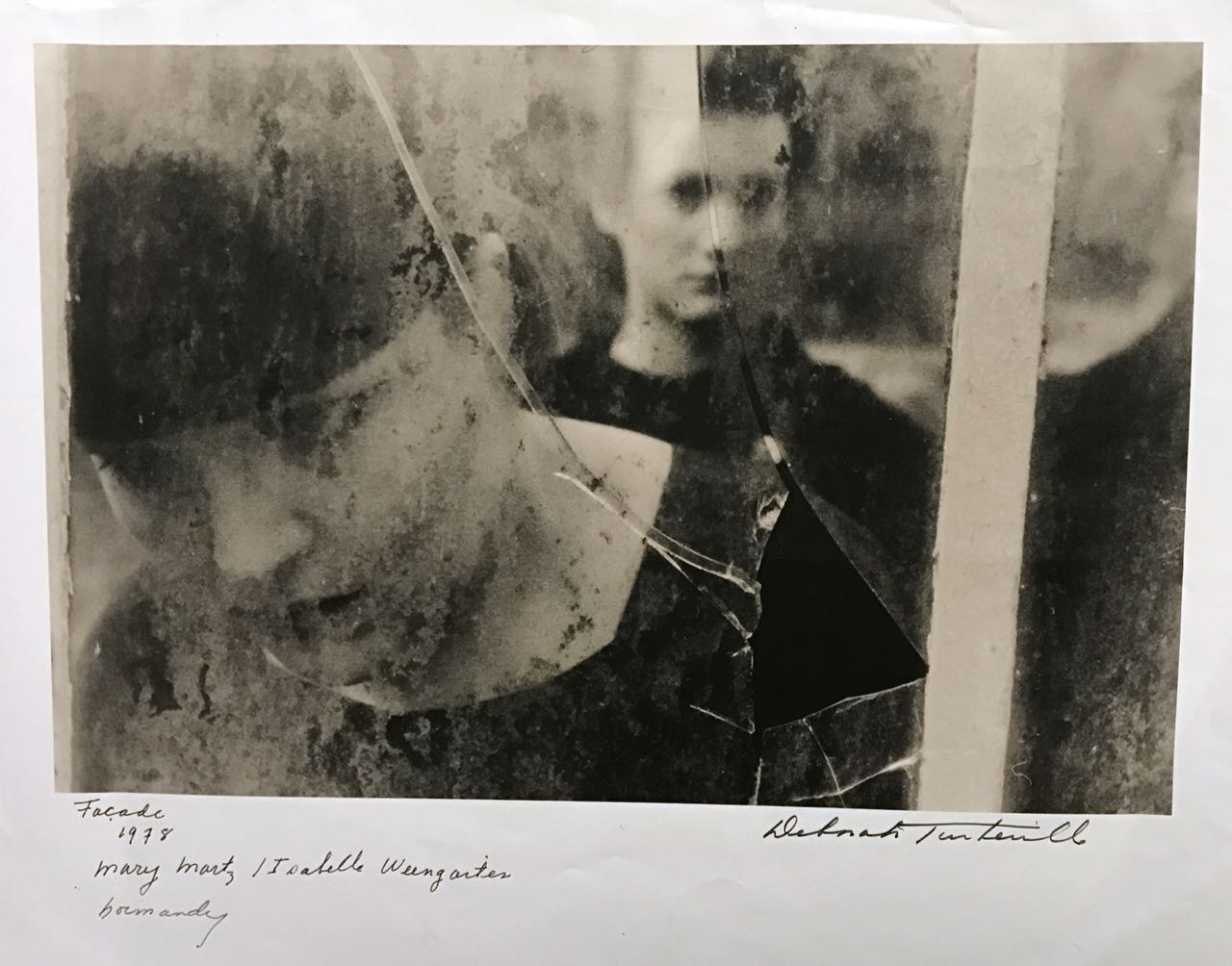 Deborah Turbeville at Deborah Bell - fashion - Turbeville Photography Gallery Exhibit Deborah Turbeville Deborah Bell Art