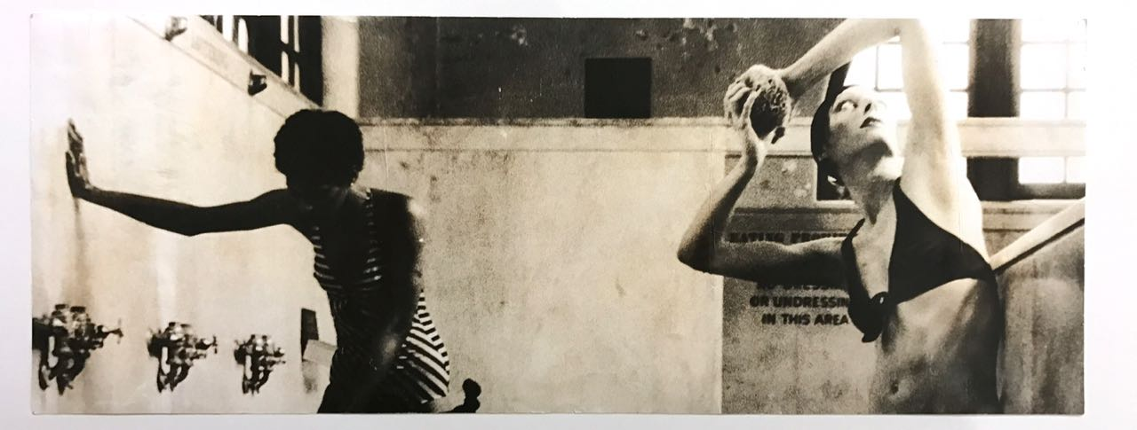 StyleZeitgeist Deborah Turbeville at Deborah Bell Fashion  Turbeville Photography Gallery Exhibit Deborah Turbeville Deborah Bell Art
