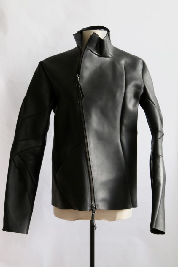 Leon Emanuel Blanck x StyleZeitgeist Leather Jacket -