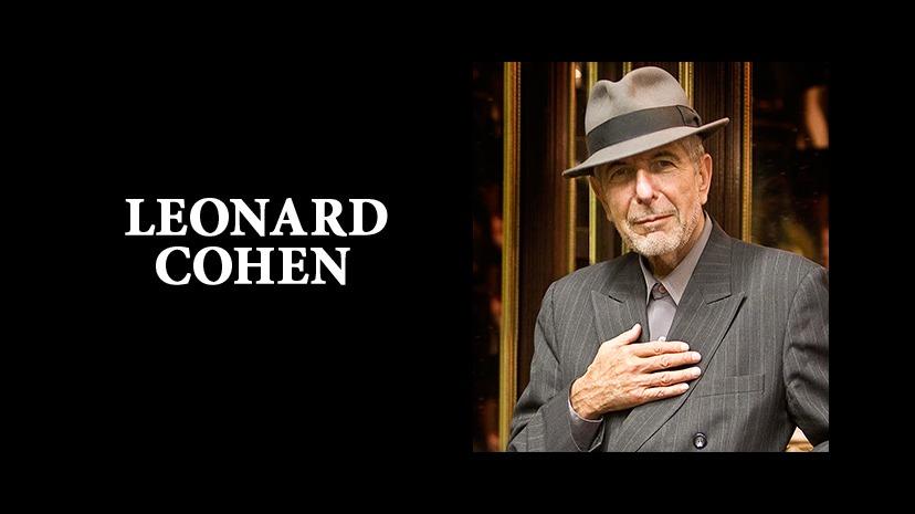 On Leonard Cohen - Music, Leonard Cohen, Culture