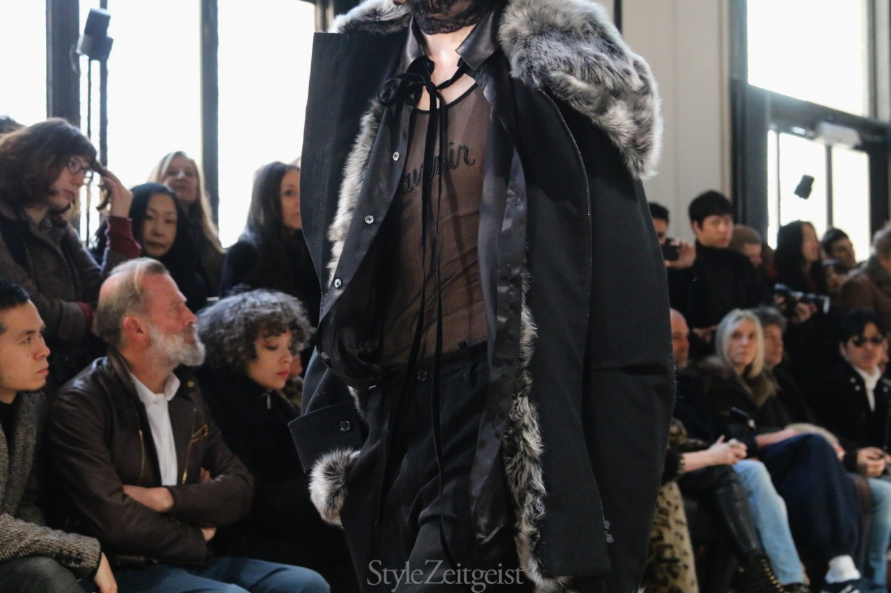 Ann Demeulemeester F/W17 Men's - Paris - fashion - StyleZeitgeist, PFW, Patrick LaDuke, Paris, MENSWEAR, FW17, Fashion, Fall Winter, Ann Demeulemeester, 2017