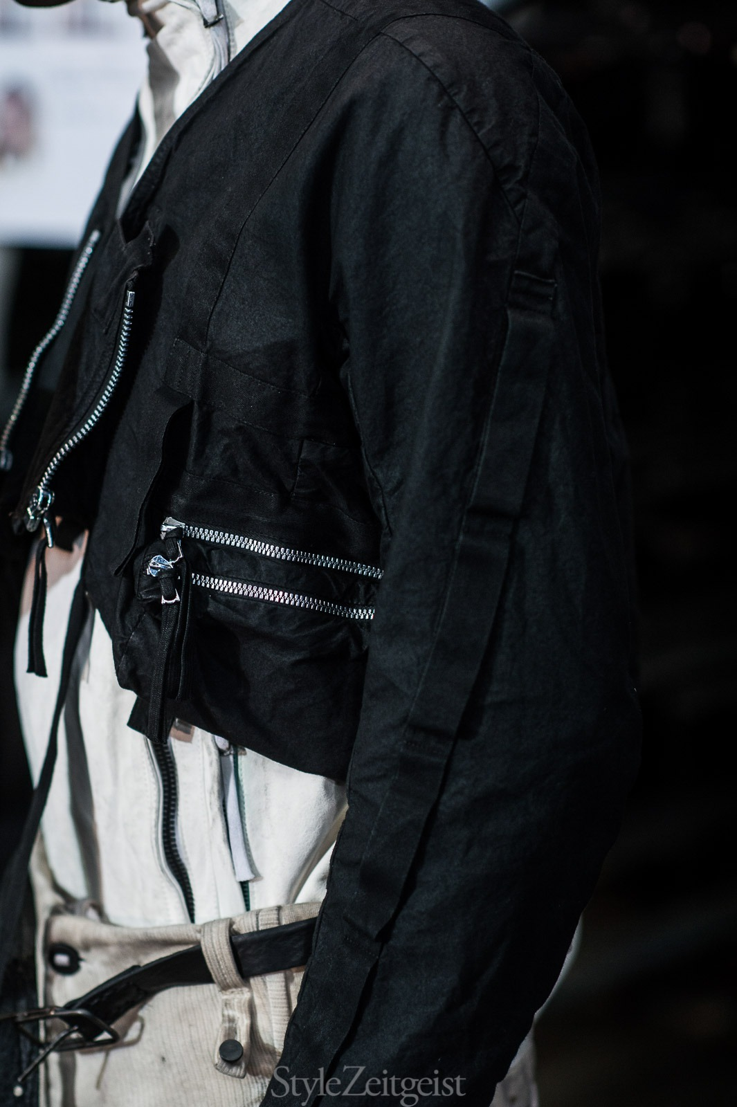 Boris Bidjan Saberi F/W17 Men's - Paris Backstage - fashion - StyleZeitgeist, Paris, MENSWEAR, FW17, Fashion, Fall Winter, Boris Bidjan Saberi, BBS, Backstage, 2017