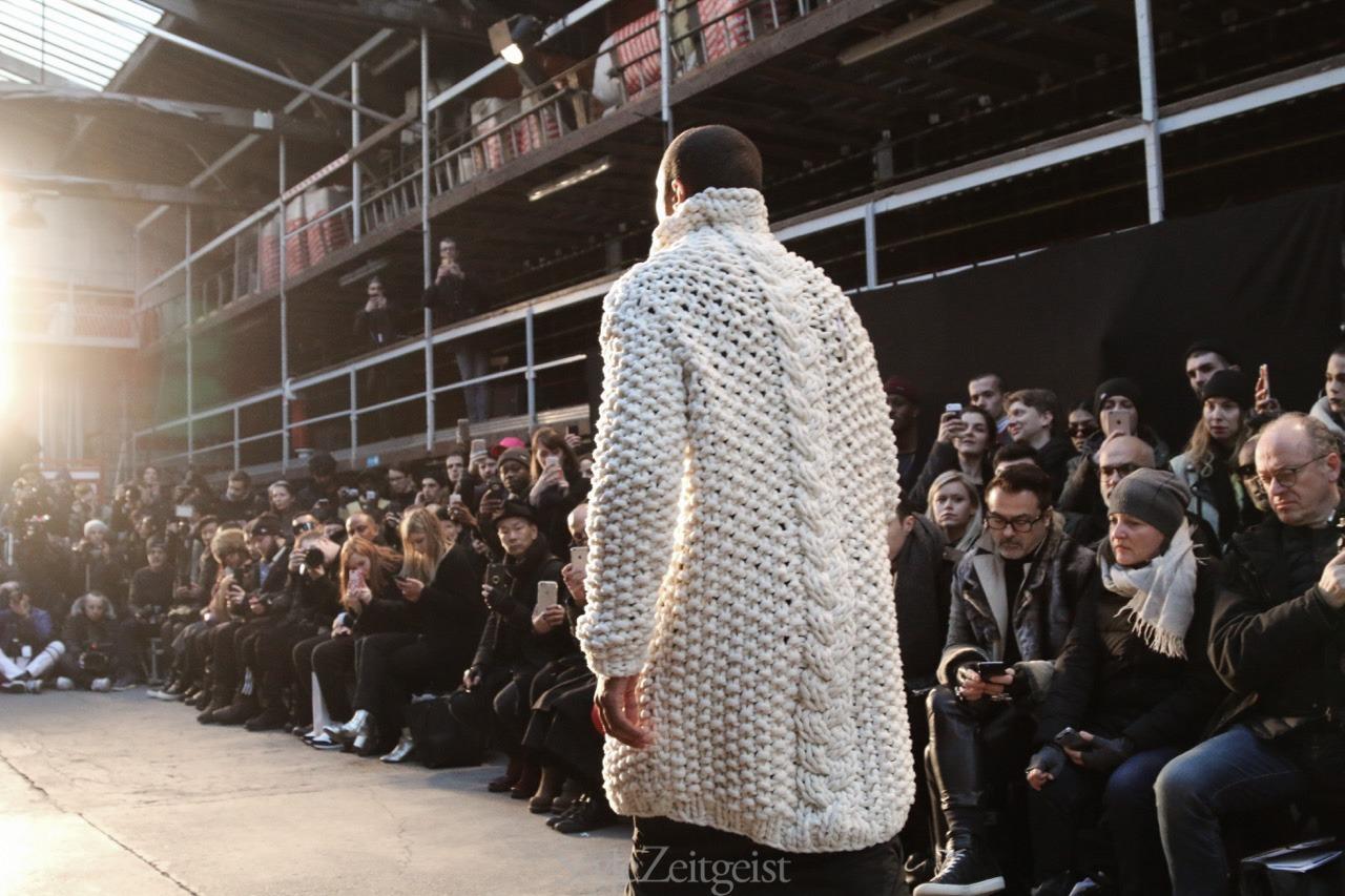 Boris Bidjan Saberi F/W17 Men's - Paris - StyleZeitgeist, Patrick LaDuke, Paris, MENSWEAR, FW17, Fashion, Fall Winter, Boris Bidjan Saberi, BBS, 2017