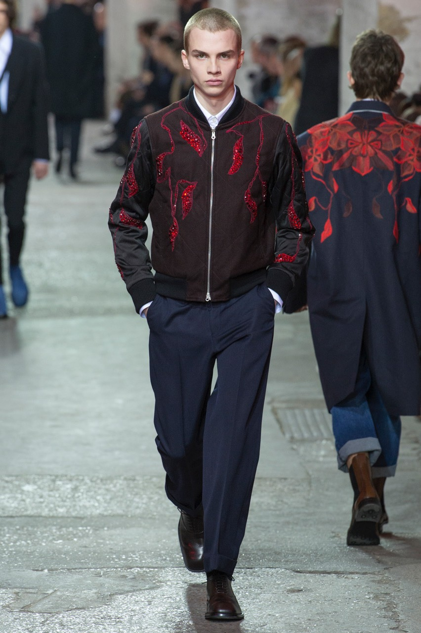 Dries Van Noten F/W17 Men's - Paris - fashion - StyleZeitgeist, PFW, Paris, MENSWEAR, FW17, Fashion, Fall Winter, dries van noten, 2017