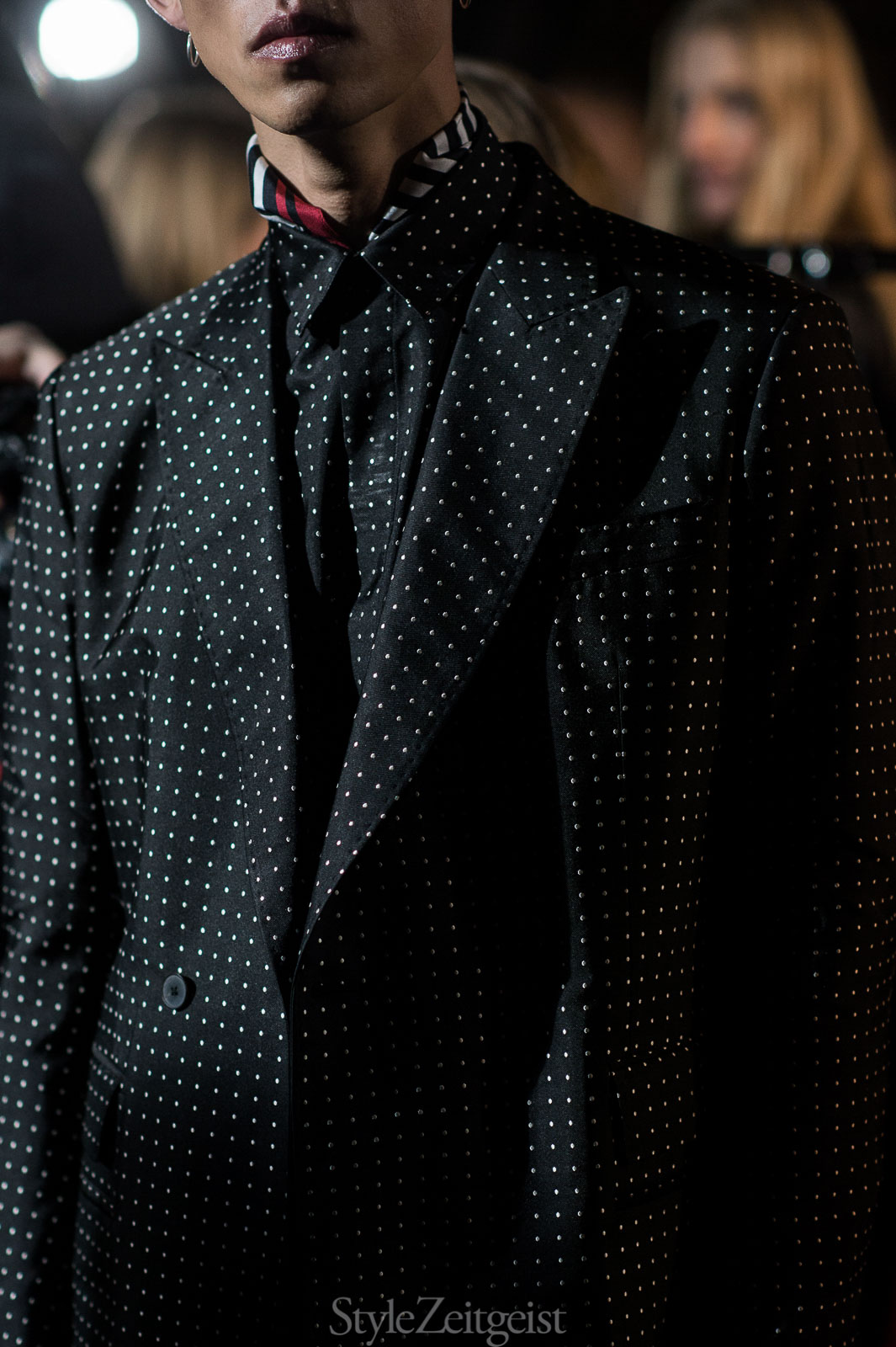 Haider Ackermann F/W17 Men's - Paris Backstage - fashion - StyleZeitgeist, Patrick LaDuke, Paris, MENSWEAR, Haider Ackermann, FW17, Fashion, Fall Winter, Backstage, 2017