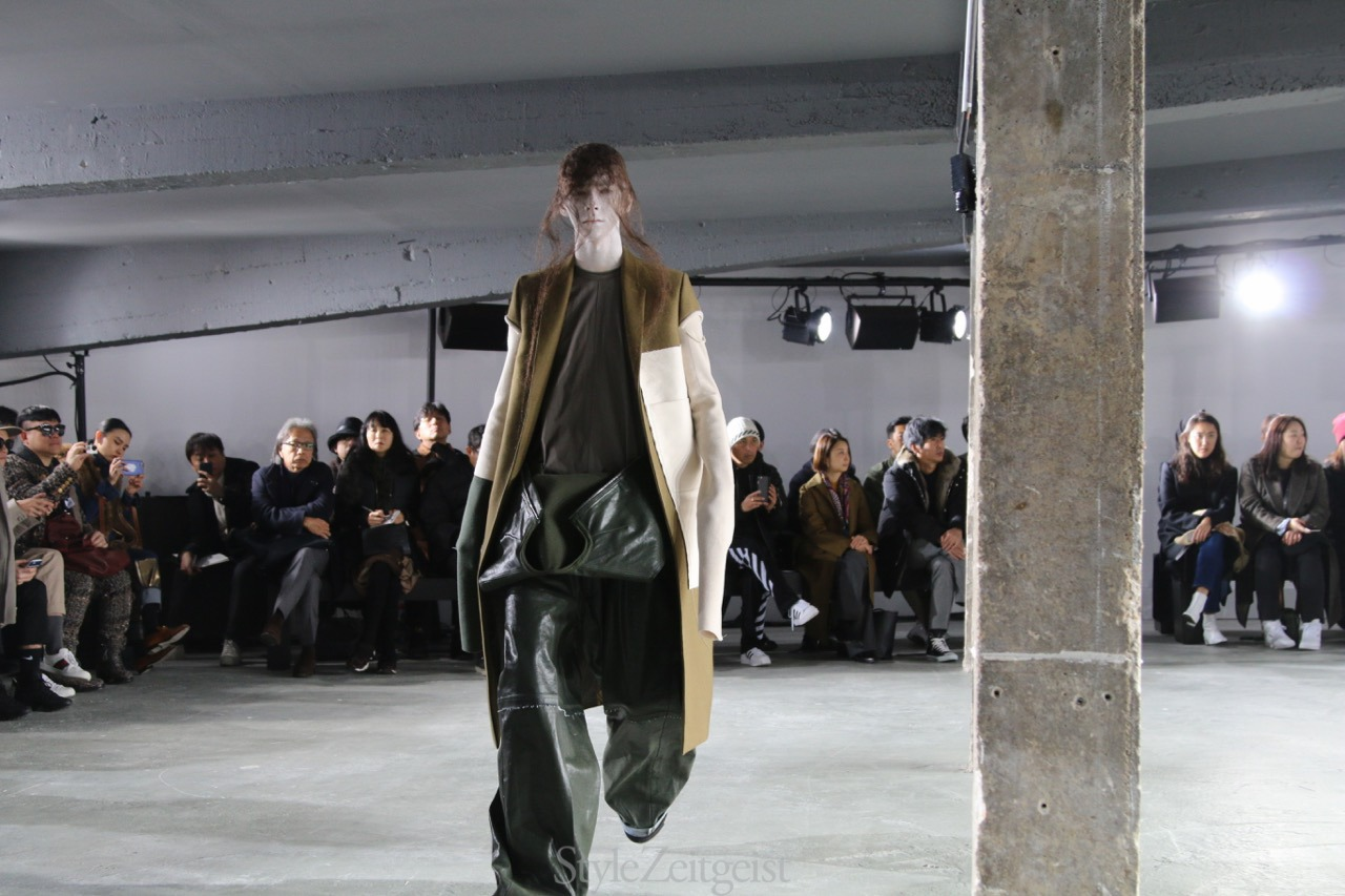 Rick Owens F/W17 Men's - Paris - fashion - StyleZeitgeist, Rick Owens, Patrick LaDuke, Paris, MENSWEAR, FW17, Fashion, Fall Winter, 2017