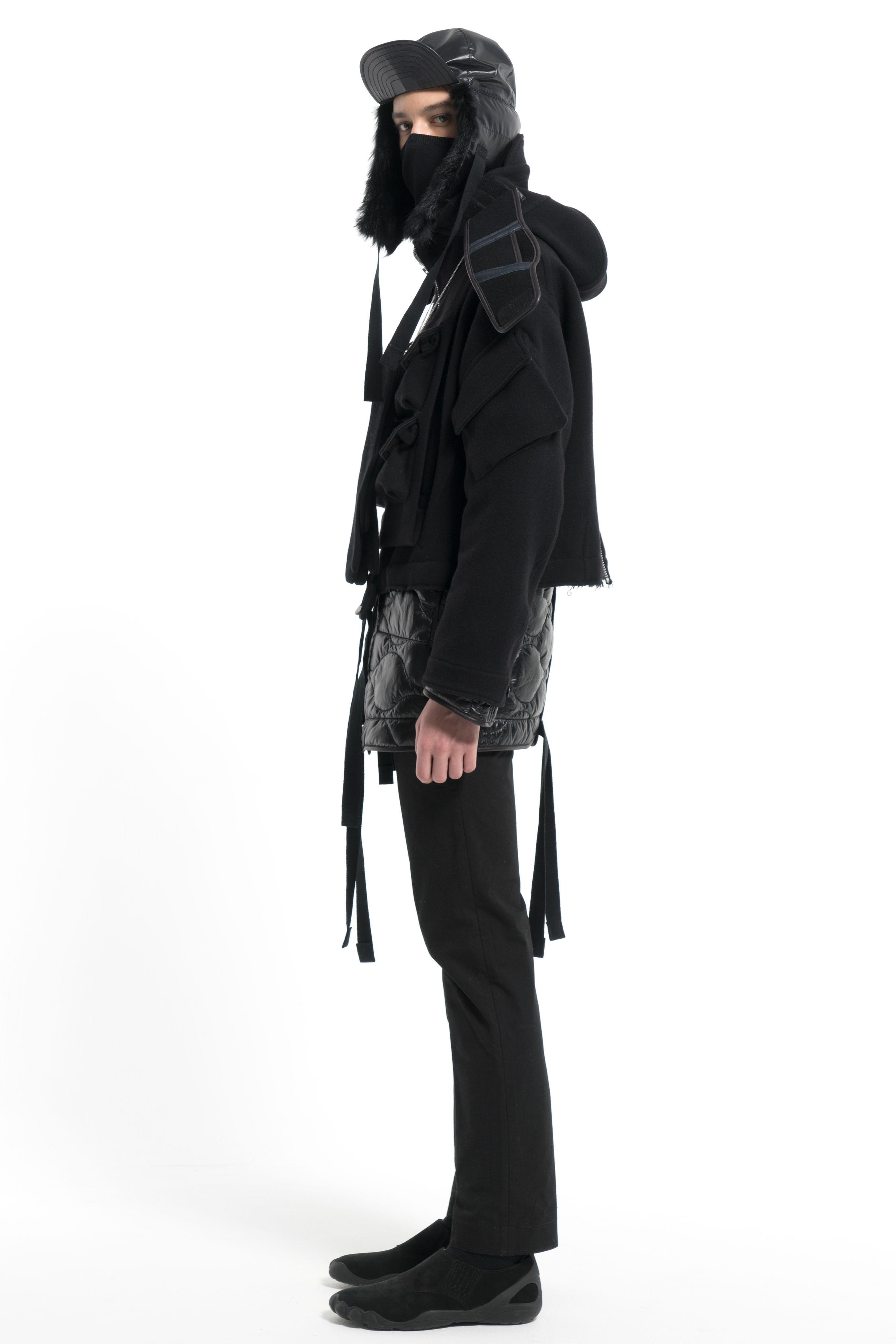 TAKAHIROMIYASHITA The Soloist F/W17 Men's - Paris - fashion - TAKAHIROMIYASHITA The Soloist, StyleZeitgeist, PFW, Paris, MENSWEAR, lookbook, FW17, Fashion, Fall Winter, 2017