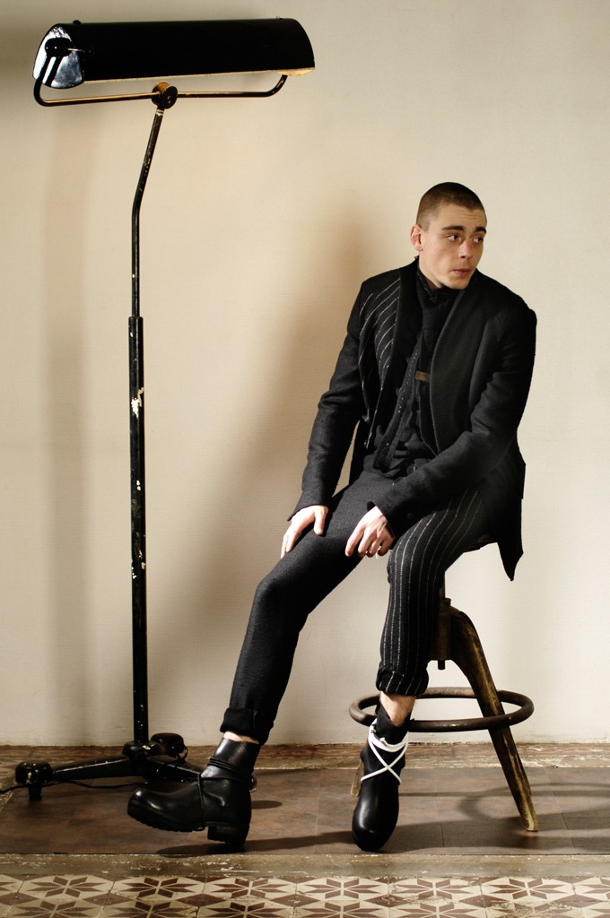 StyleZeitgeist Cedric Jacquemyn F/W17 Men's - Paris Fashion