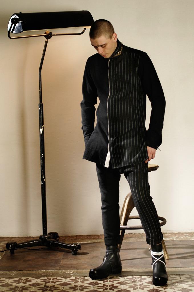 StyleZeitgeist Cedric Jacquemyn F/W17 Men's - Paris Fashion    StyleZeitgeist Cedric Jacquemyn F/W17 Men's - Paris Fashion
