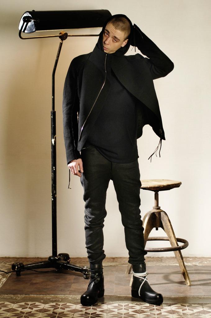 Cedric Jacquemyn F/W17 Men's - Paris - fashion - StyleZeitgeist PFW Paris MENSWEAR lookbook FW17 Fall Winter Cedric Jacquemyn 2017