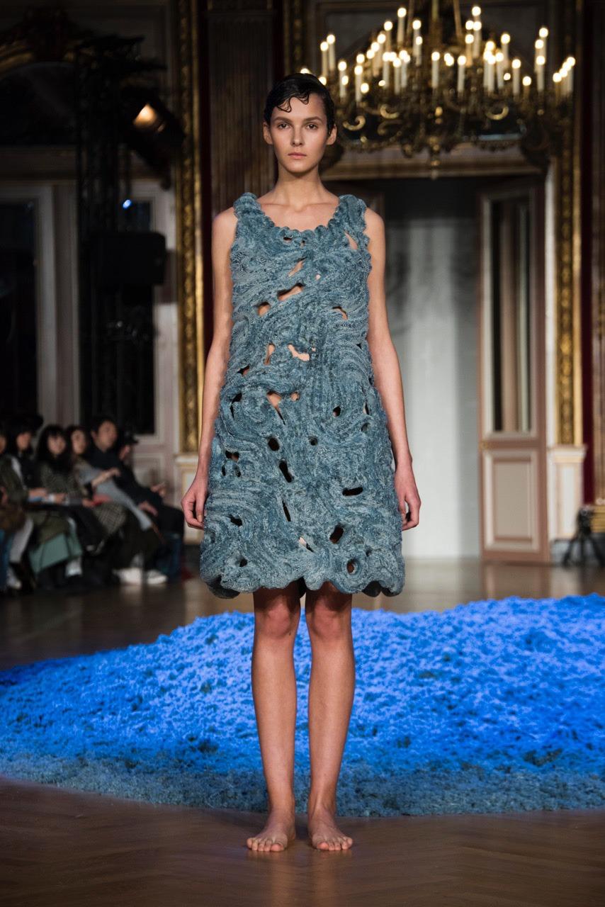 StyleZeitgeist Anrealage F/W17 Women's - Paris Fashion    StyleZeitgeist Anrealage F/W17 Women's - Paris Fashion