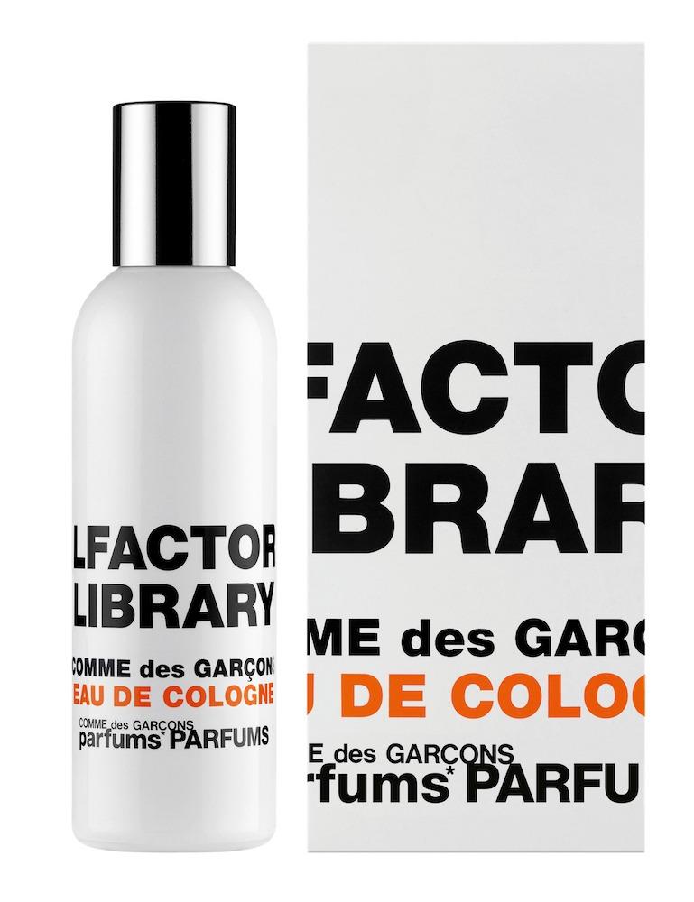 Comme des Garçons Olfactory Library - StyleZeitgeist, Perfume, Fashion, Comme Des Garcons, 2017