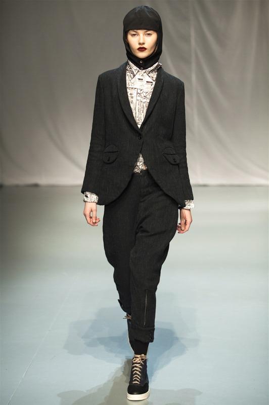 Geoffrey B. Small F/W17 Women's - Paris - StyleZeitgeist, PFW, Paris, Geoffrey B. Small, FW17, Fashion, Fall Winter, 2017