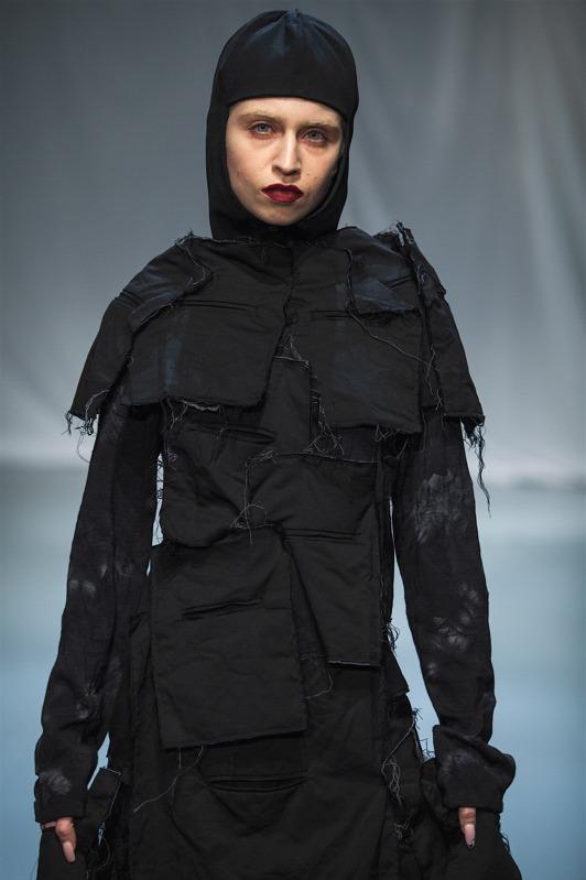 Geoffrey B. Small F/W17 Women's - Paris - fashion - StyleZeitgeist, PFW, Paris, Geoffrey B. Small, FW17, Fashion, Fall Winter, 2017