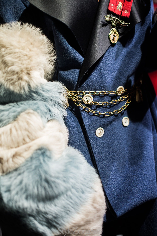 UNDERCOVER F/W17 Women's - Paris Backstage - fashion - Undercover, StyleZeitgeist, PFW, Paris, FW17, Fashion, Fall Winter, Backstage, 2017