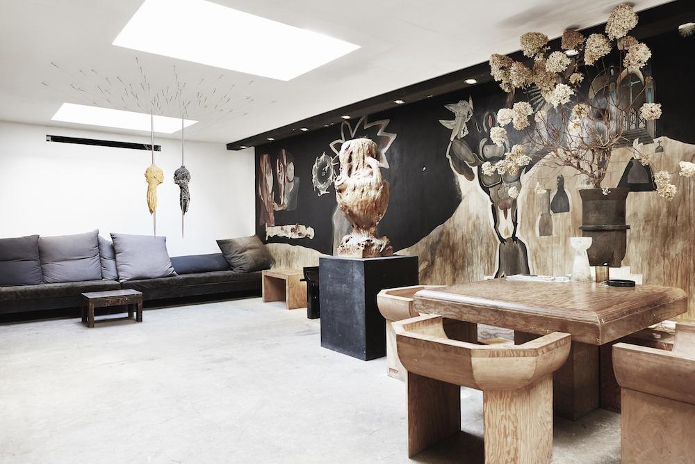 Rick Owens: Furniture - design - StyleZeitgeist Rick Owens Review Furniture Eugene Design Book Art 2017