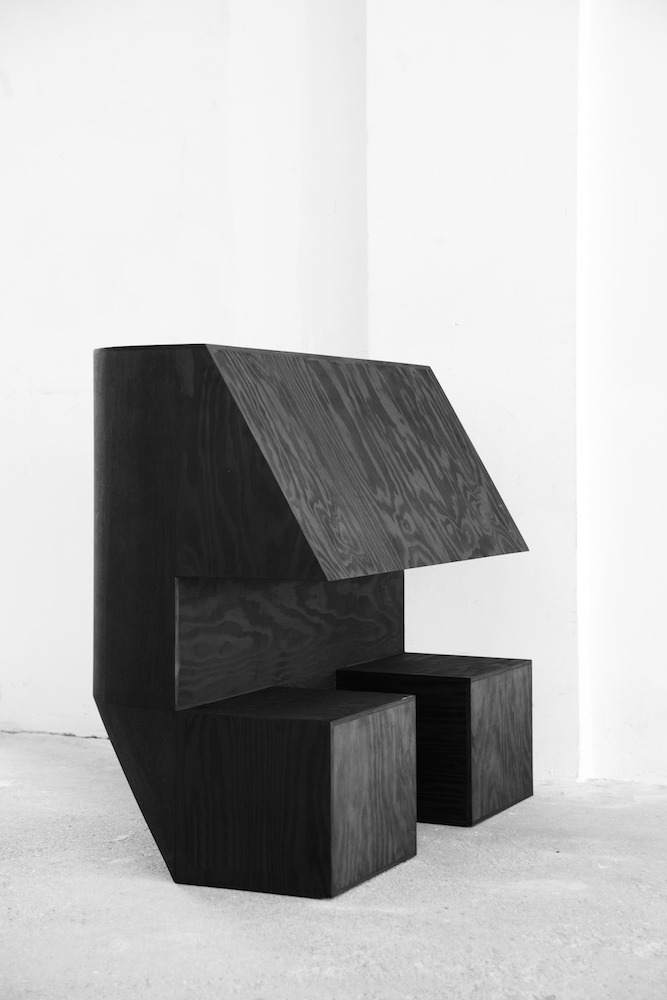 Rick Owens: Furniture - design - StyleZeitgeist, Rick Owens, Review, Furniture, Eugene, Design, Book, Art, 2017