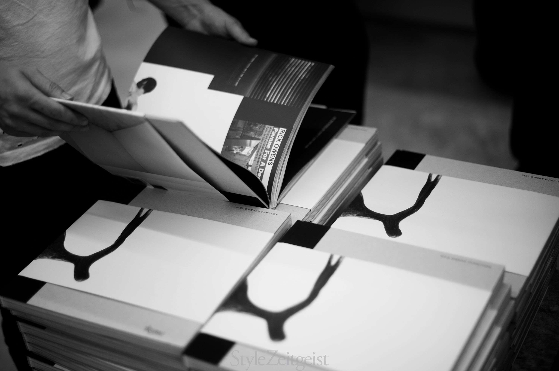 Rick Owens: Furniture Book Signing - fashion, events - StyleZeitgeist, Rick Owens: Furniture, Rick Owens, Interior Design, Furniture, Event, Book, 2017