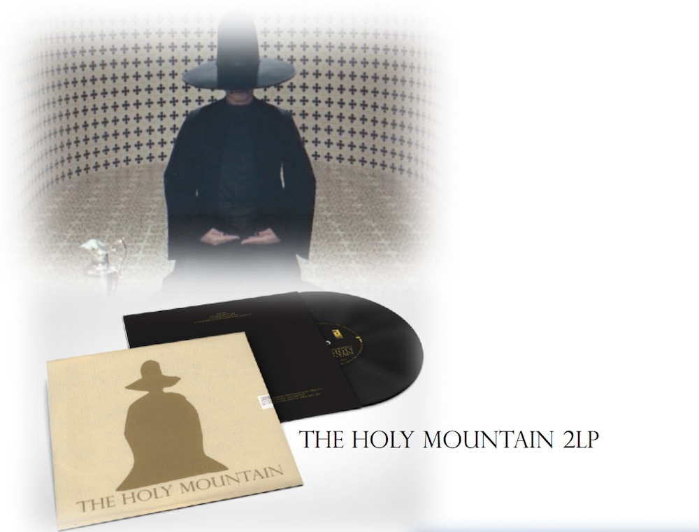 Alejandro Jodorowsky's OSTs on Disordered Records - music culture - The Holy Mountain StyleZeitgeist Music El Topo Disordered Records Dance of Reality Alejandro Jodorowsky 2017