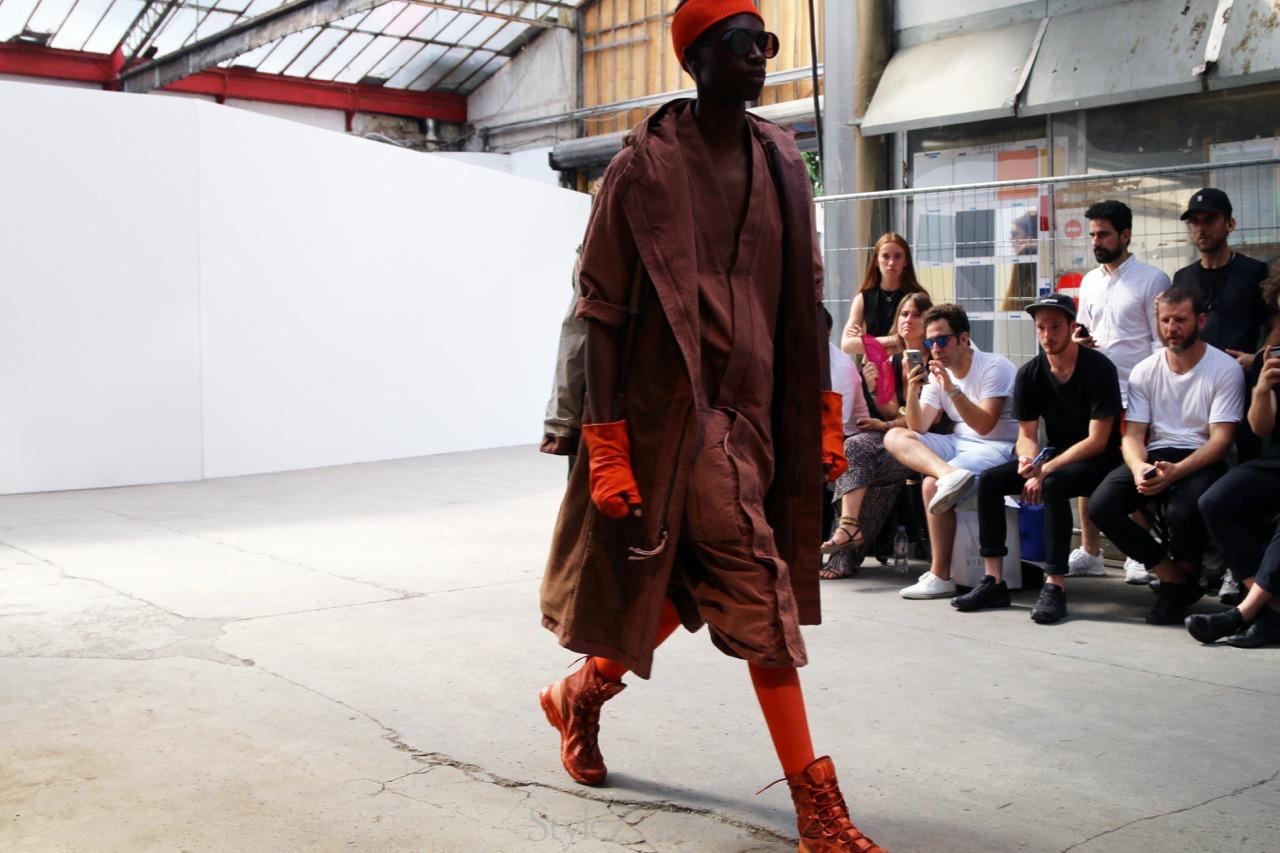 Boris Bidjan Saberi S/S18 Men's - Paris - fashion - StyleZeitgeist, SS18, Spring Summer, Paris, MENSWEAR, Mens Fashion, Fashion, Boris Bidjan Saberi, BBS, 2017