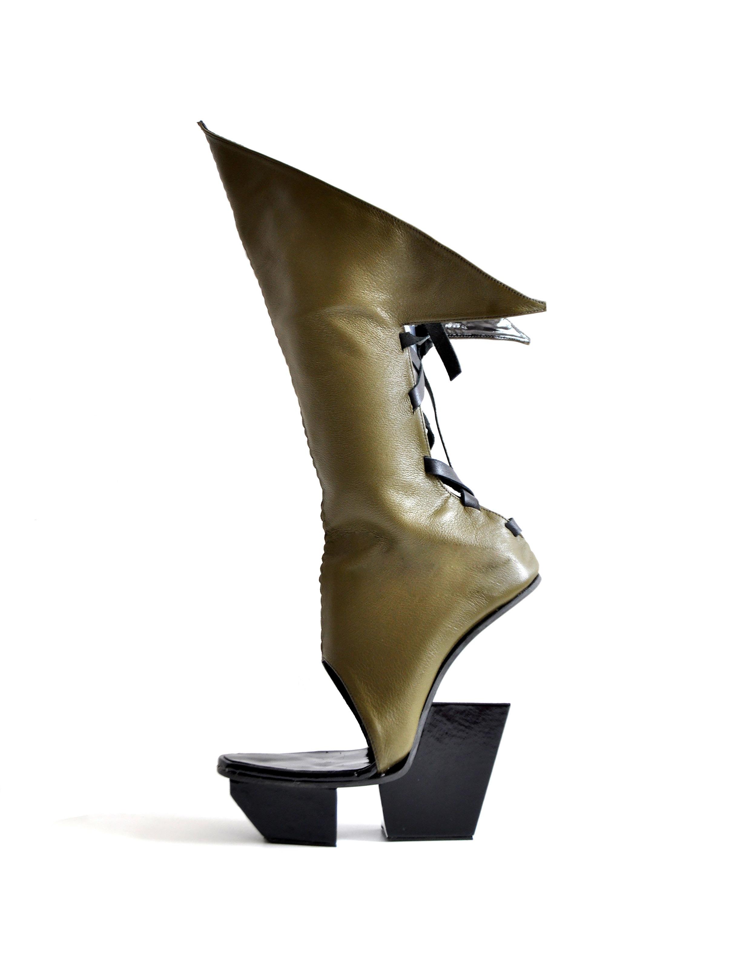 Carolin Holzhuber - (UN)COVER - StyleZeitgeist, Shoes, Patrick LaDuke, Footwear, Feature, Fashion, Carolin Holzhuber, 2017, (UN)COVER