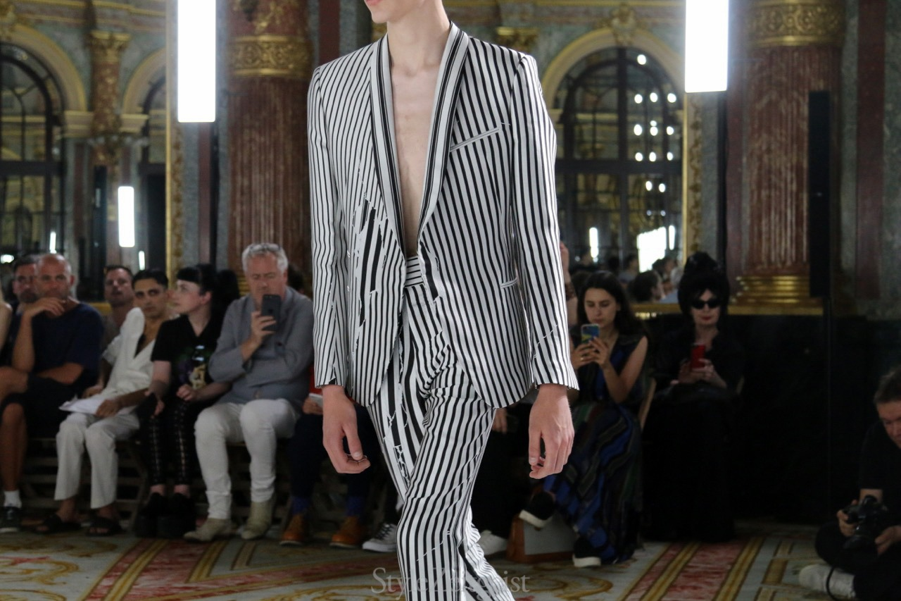 Haider Ackermann S/S18 Men's - Paris - StyleZeitgeist, SS18, Spring Summer, PFW, Paris, MENSWEAR, Mens Fashion, Haider Ackermann, Fashion, 2017