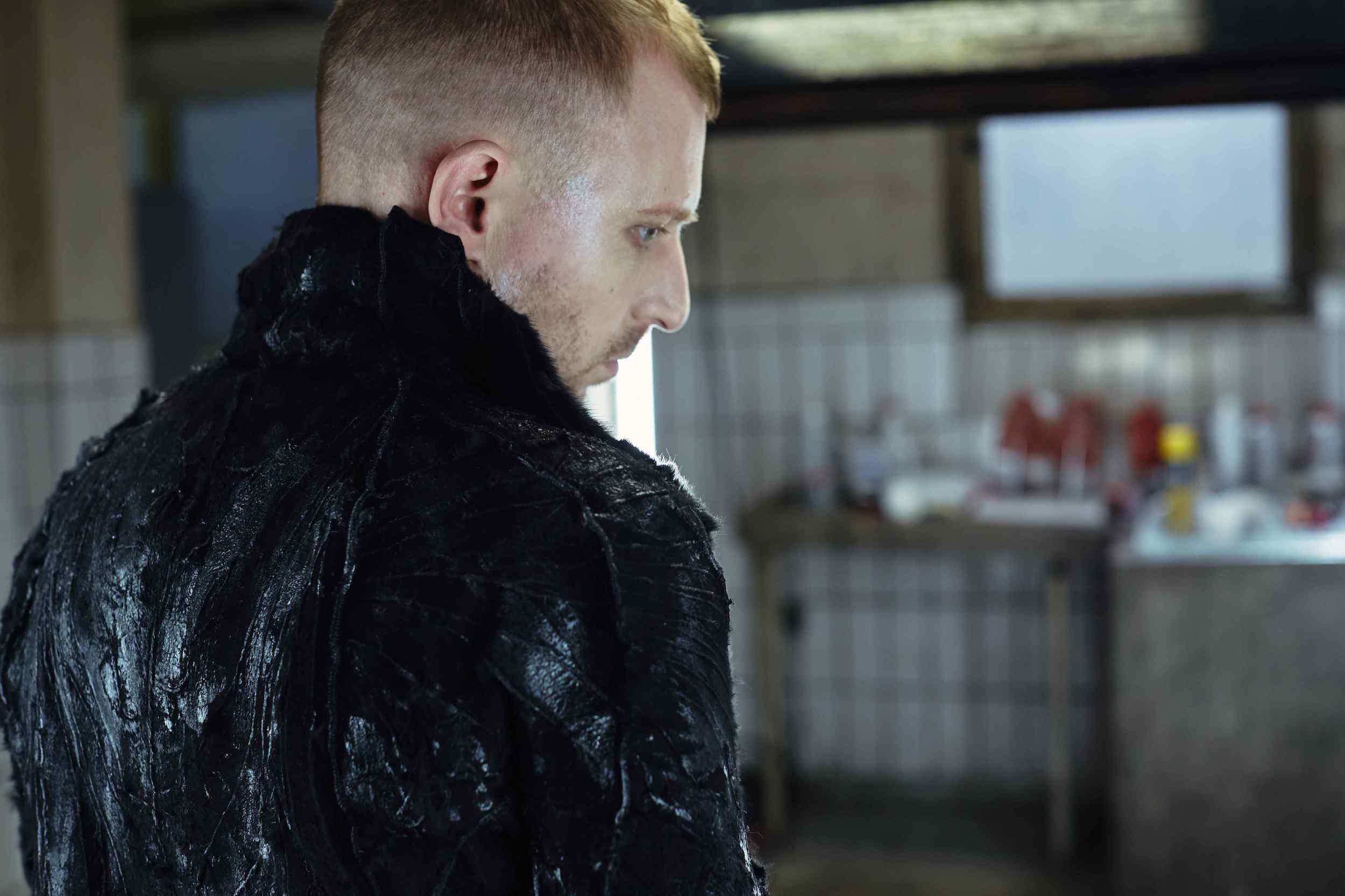 Leon Emanuel Blanck F/W17 Men's – Lookbook - fashion -