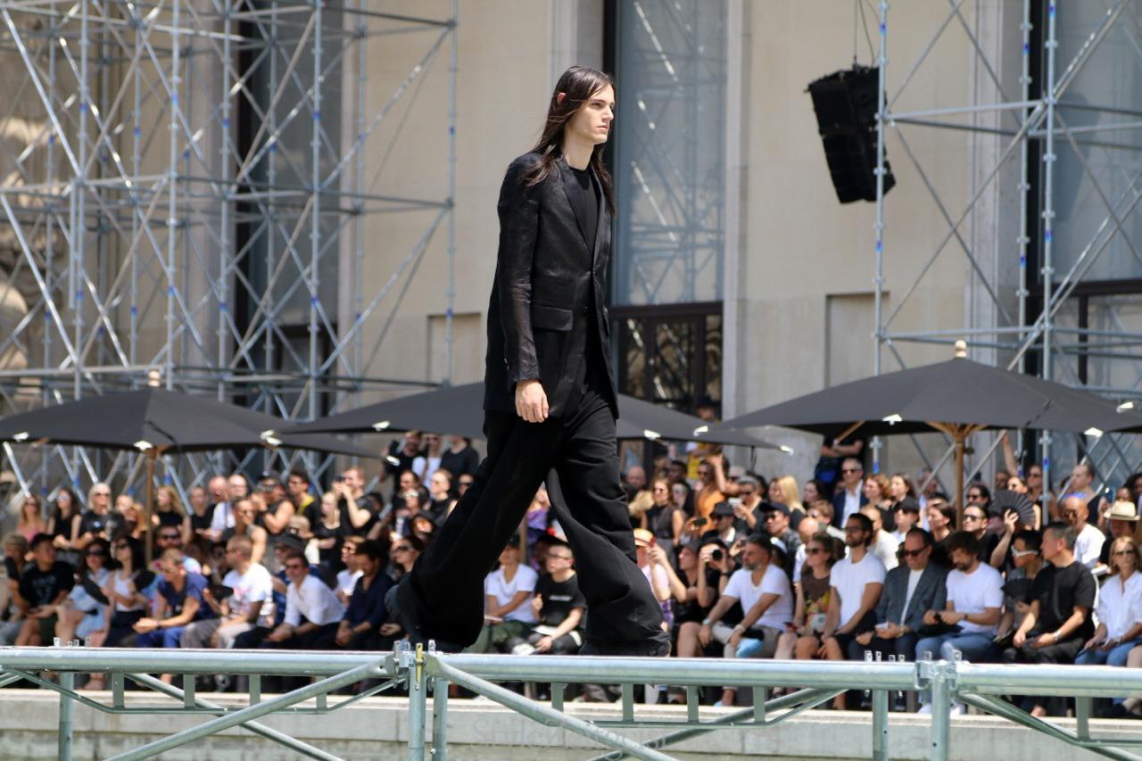Rick Owens S/S18 Men's - Paris - StyleZeitgeist, SS18, Spring Summer, Rick Owens, PFW, Paris, MENSWEAR, Mens Fashion, Fashion, 2017