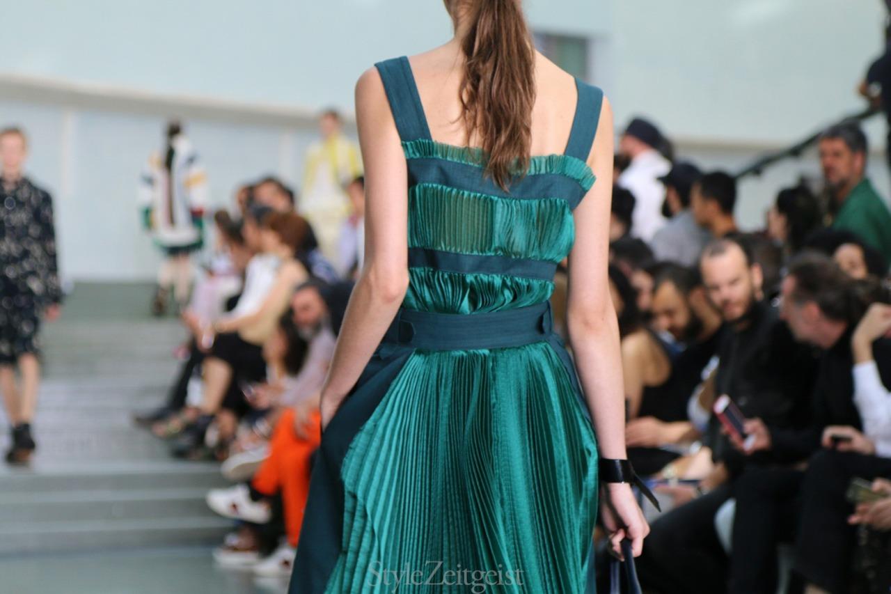 Sacai S/S18 Men's - Paris - StyleZeitgeist, SS18, Spring Summer, Sacai, PFW, Paris, MENSWEAR, Mens Fashion, Fashion, 2017