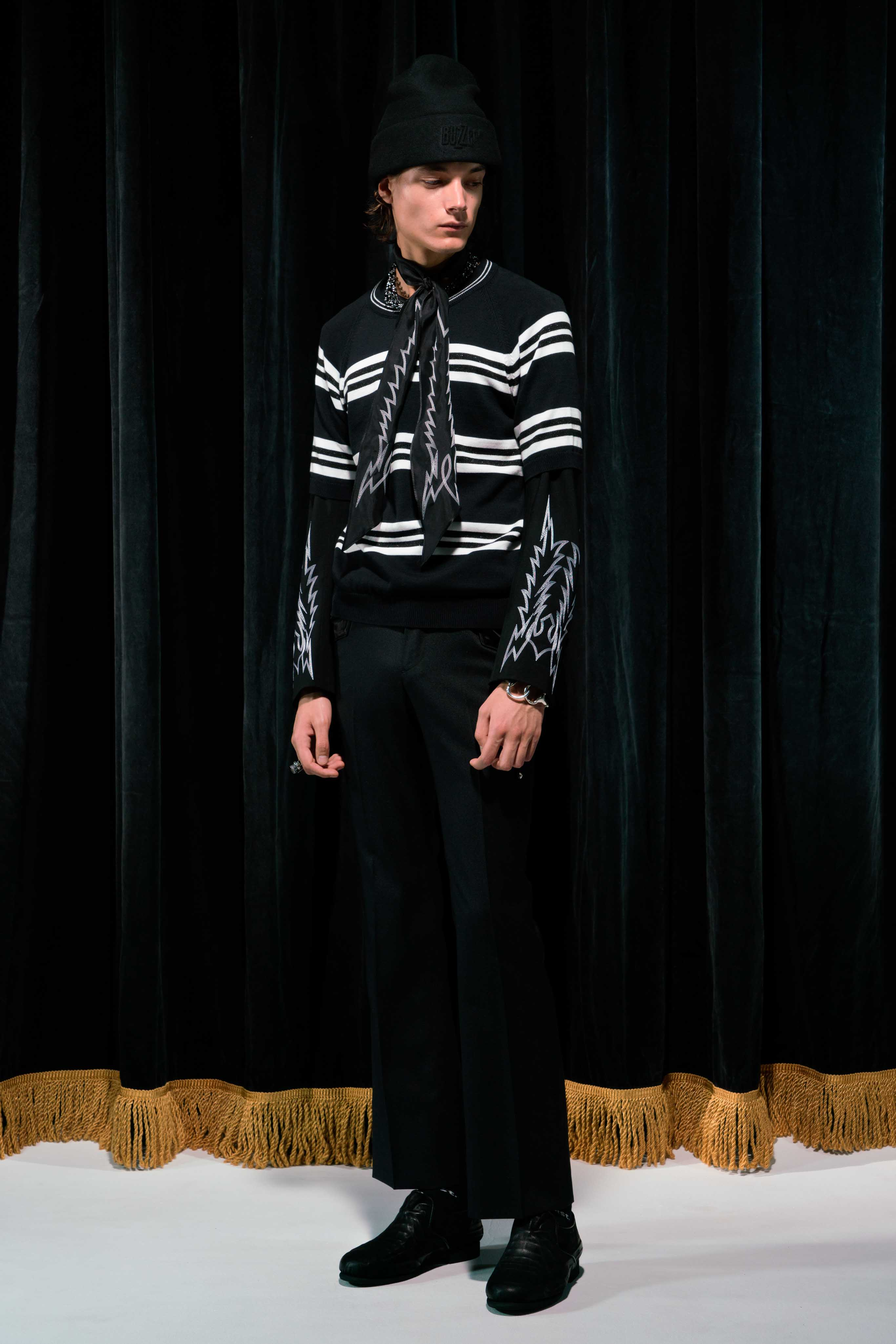 TAKAHIROMIYASHITA TheSoloist S/S18 Men's - Lookbook - Takahiro Miyashita the Soloist, SZ, StyleZeitgeist, SS18, Spring Summer, MENSWEAR, Mens Fashion, lookbook, Fashion, 2017
