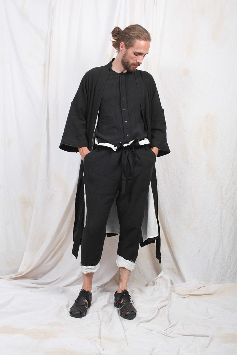 Aleksandr Manamïs S/S18 Men's - Lookbook - fashion - StyleZeitgeist SS18 Spring Summer MENSWEAR lookbook Fashion Aleksandr Manamïs 2017