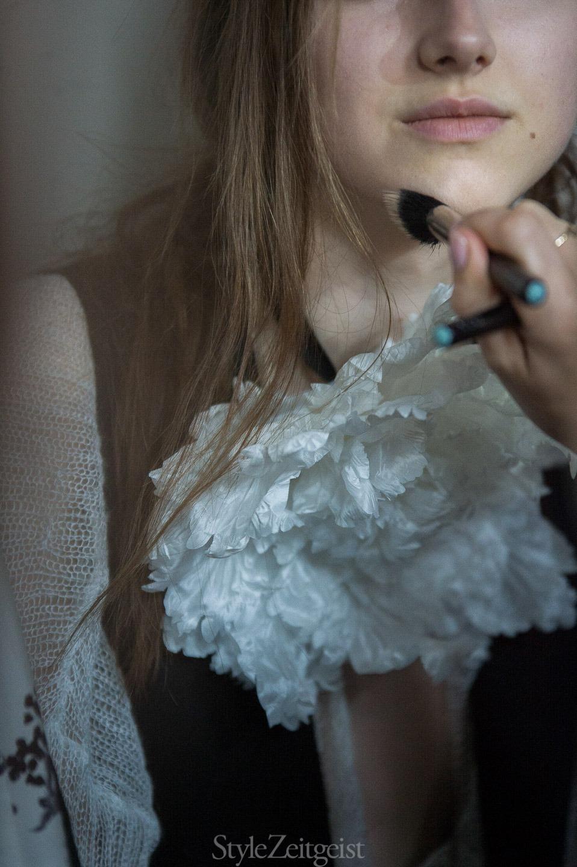 Ann Demeulemeester S/S18 Men's - Backstage - StyleZeitgeist, SS18, Spring Summer, PFW, Paris, MENSWEAR, Fashion, Backstage, Ann Demeulemeester, 2017