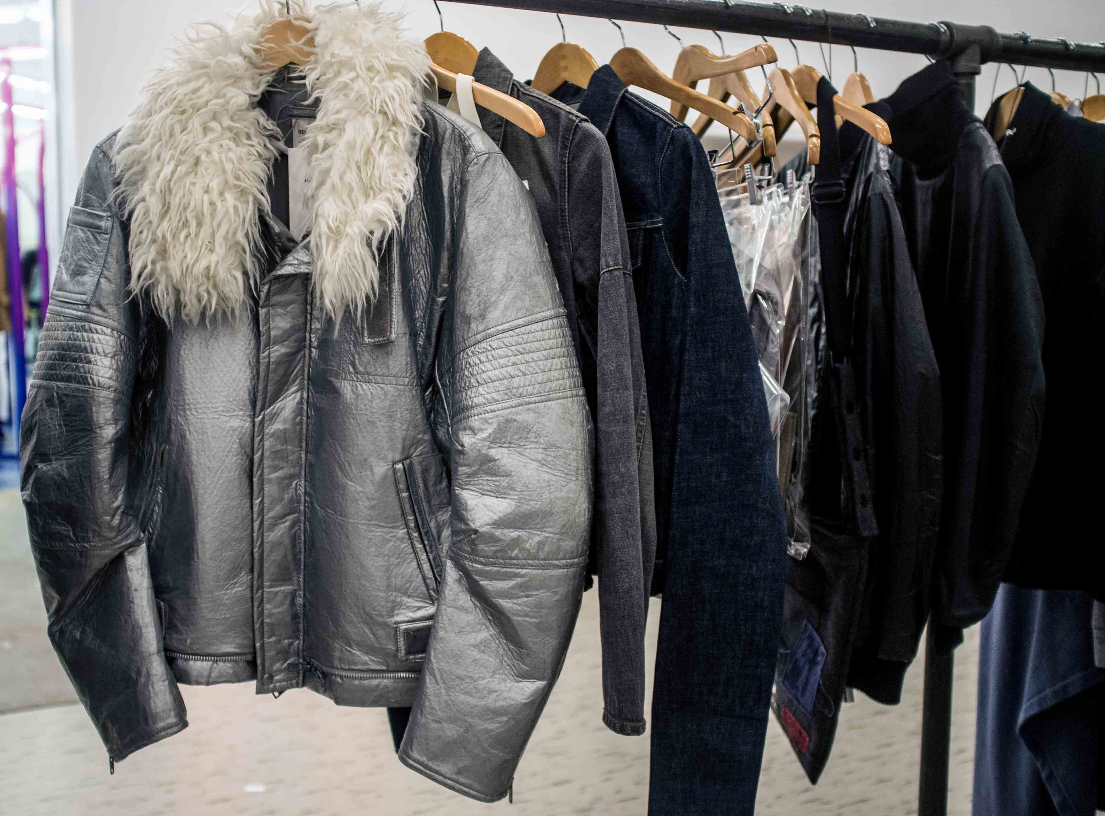 Byronesque Brings Vintage Raf Simons, Helmut Lang, and Martin Margiela to Opening Ceremony - retail fashion - vintage fashion Raf Simons opening ceremony Maison Martin Margiela helmut lang Fashion byronesque 2017