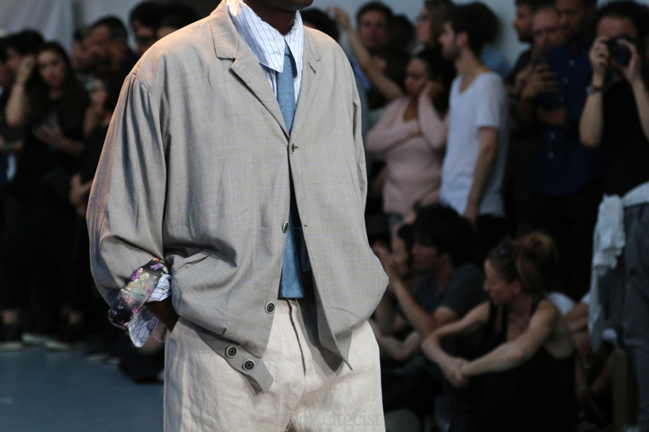 Geoffrey B. Small S/S18 Men's - Paris - fashion - StyleZeitgeist, SS18, Spring Summer, PFW, Patrick LaDuke, Paris, MENSWEAR, Geoffrey B. Small, Fashion, 2017