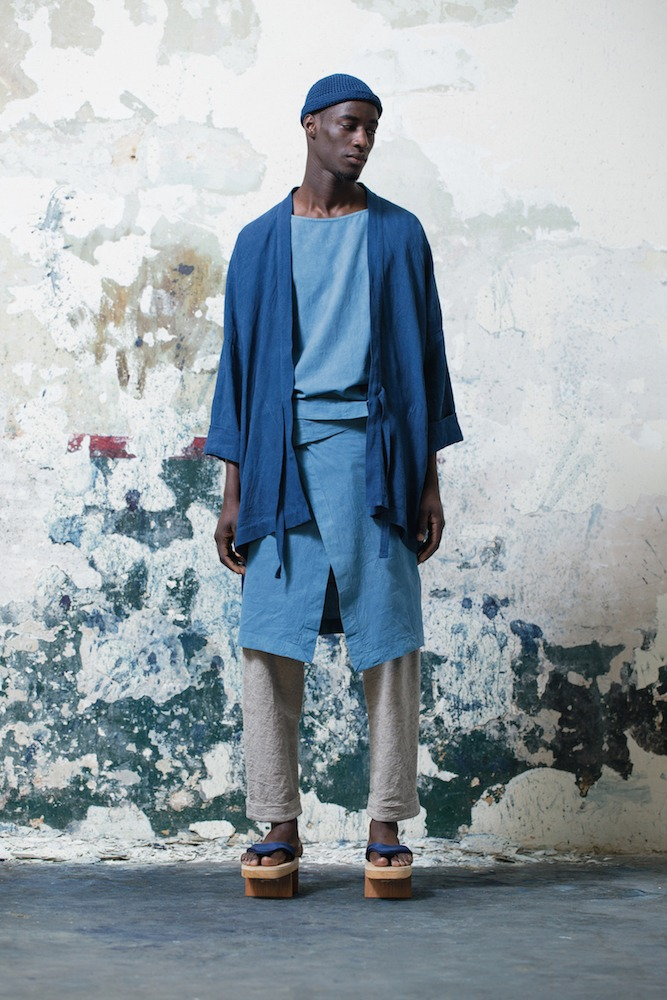 Jan-Jan Van Essche Collection #8 - 無 (MU) - fashion - SS18 Spring Summer lookbook Jan-Jan Van Essche Fashion Collection #8 2017