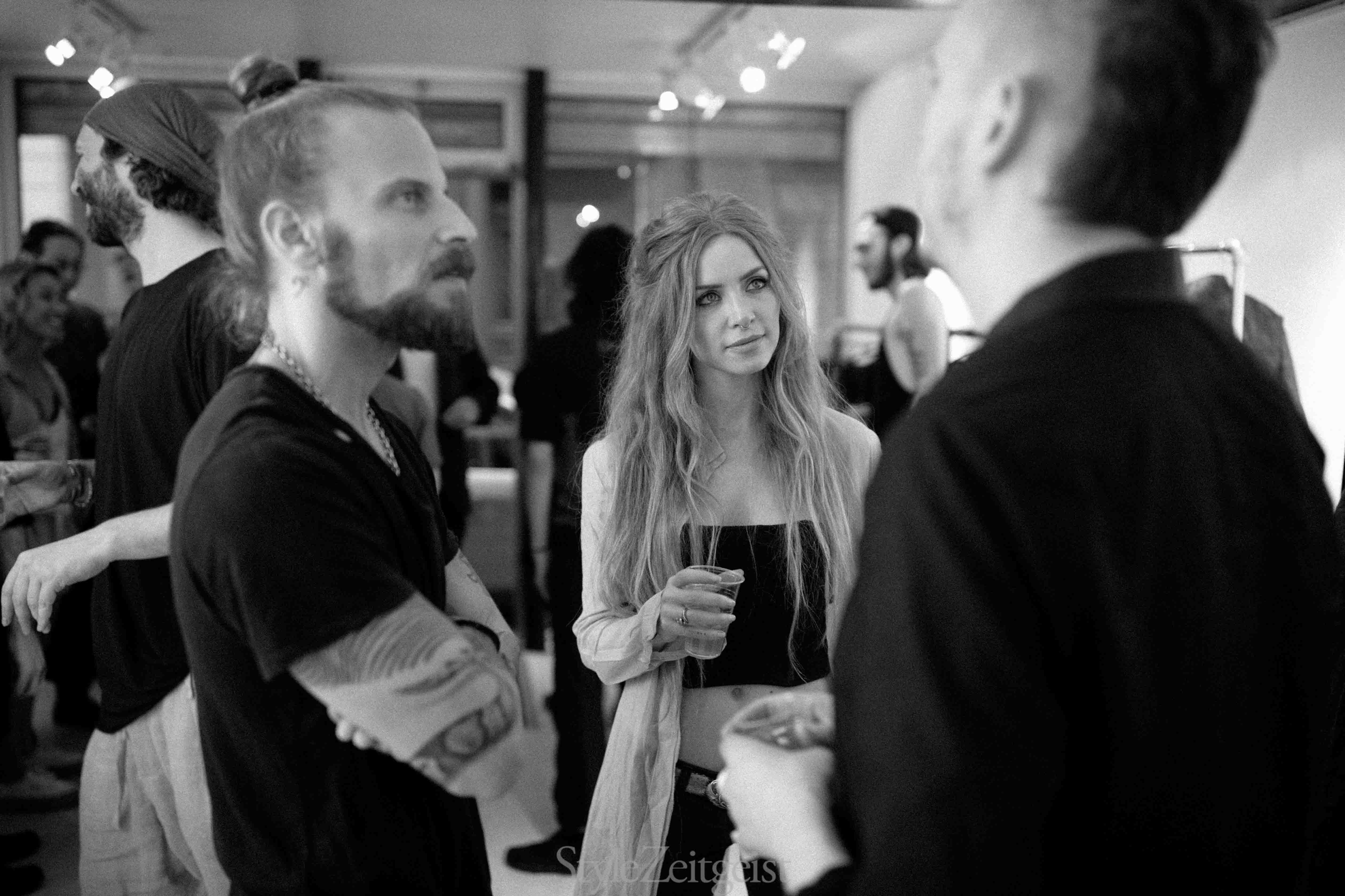 Lumen et Umbra X Jonny White – Capsule Collection Launch Party - fashion - StyleZeitgeist, Matthew Reeves, Lumen Et Umbra, Jonny White, Fashion, Art Department, 2017