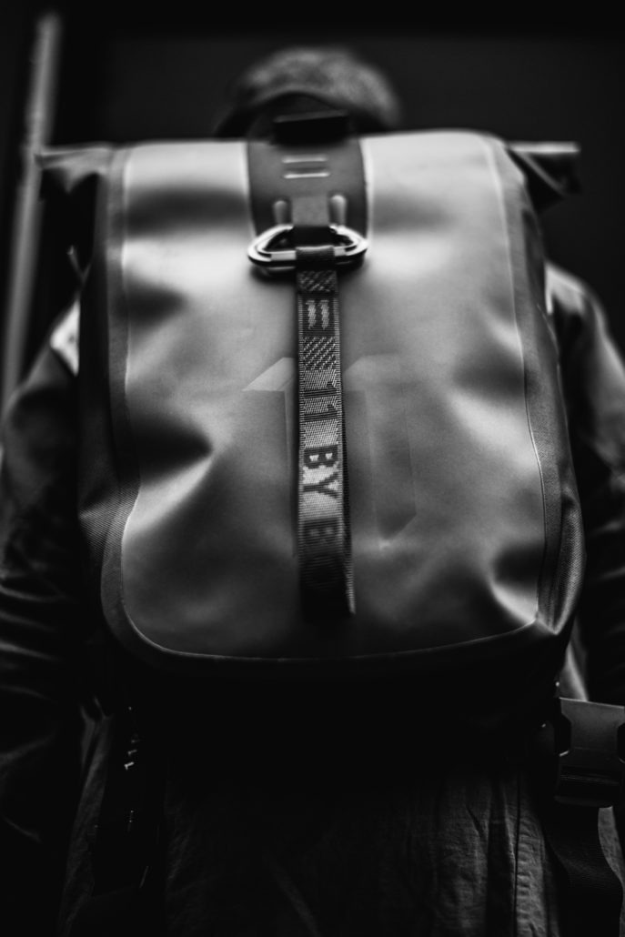 11 by Boris Bidjan Saberi x StyleZeitgeist Backpack - StyleZeitgeist, collaboration, Boris Bidjan Saberi, backpack, 2017, 11byBBS