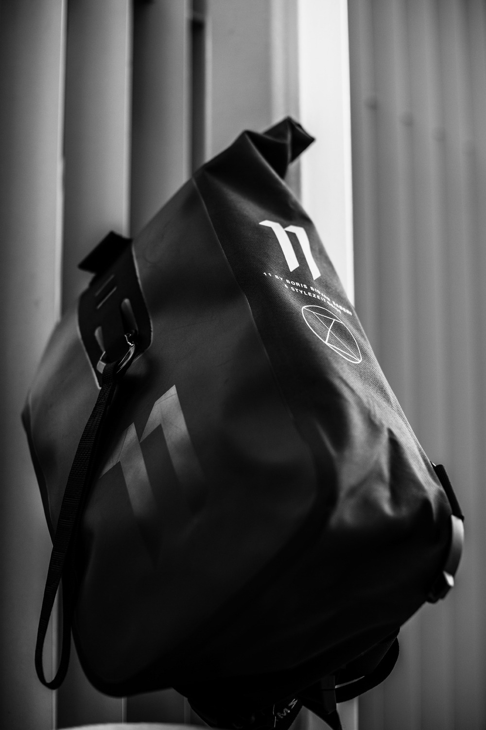 11 by Boris Bidjan Saberi x StyleZeitgeist Backpack - retail, fashion - StyleZeitgeist, collaboration, Boris Bidjan Saberi, backpack, 2017, 11byBBS