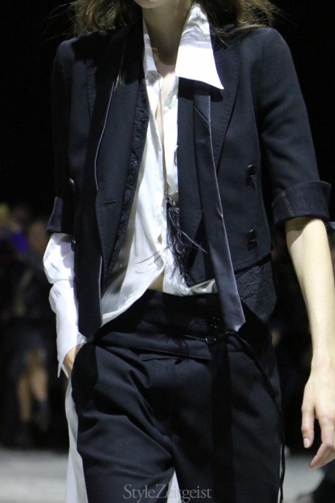 Ann Demeulemeester S/S18 Women's – Paris - Womenswear, StyleZeitgeist, SS18, Spring Summer, PFW, Paris, Fashion, Ann Demeulemeester, 2017