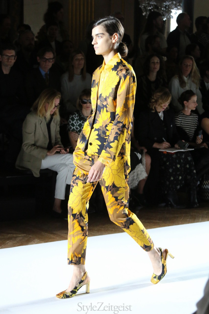 a07bc8557f Dries Van Noten S S18 Women s – Paris - fashion - Womenswear