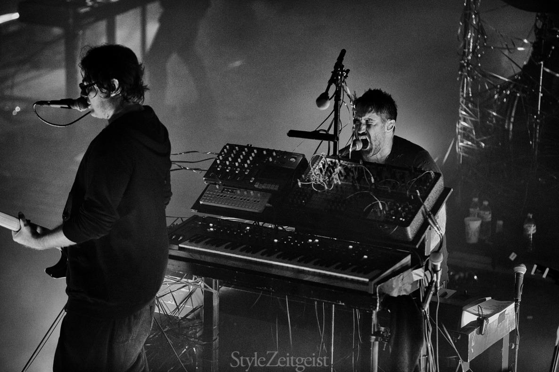 Nine Inch Nails at Riot Fest - StyleZeitgeist