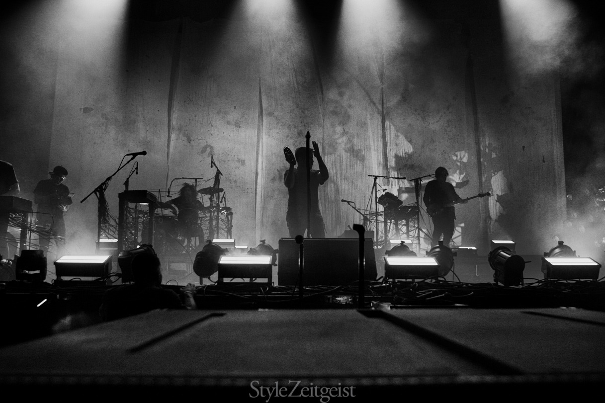 trent reznor and the nine inch nails 1 day ago nine inch nails ' trent reznor and atticus ross have reportedly teamed up to record the score for mid90s.