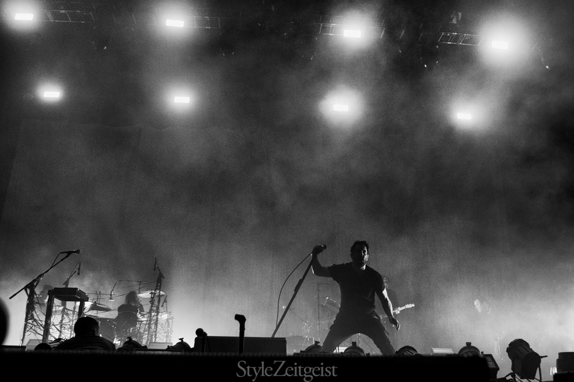 Nine Inch Nails at Riot Fest - StyleZeitgeist