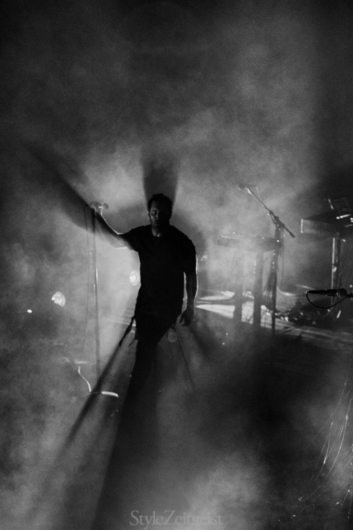 Nine Inch Nails at Riot Fest - trent reznor, StyleZeitgeist, nine inch nails, nin, Music, Culture, 2017