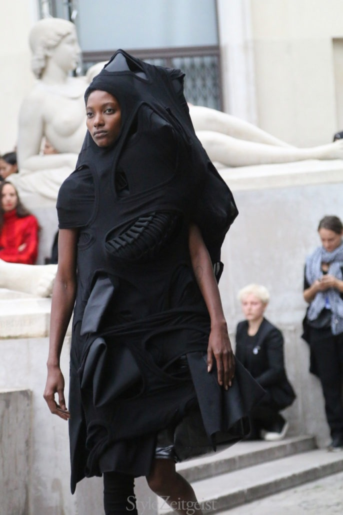 Rick Owens S/S18 Women's – Paris - Womenswear, StyleZeitgeist, SS18, Spring Summer, Rick Owens, PFW, Paris, Fashion, 2017