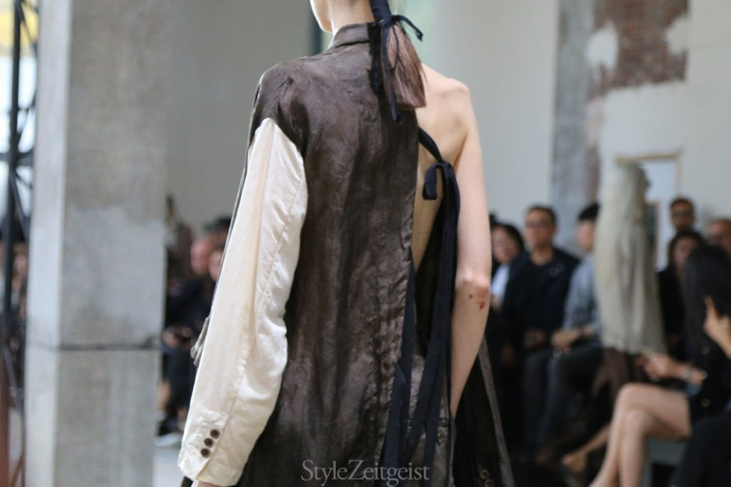 What I Saw in Paris - S/S 18 Women's - features-oped, fashion - Yohji Yamamoto, Yang Li, Womenswear, Women's Fashion, Undercover, Uma Wang, StyleZeitgeist, SS18, Spring Summer, Sacai, Rick Owens, PFW, Paris Fashion Week, Paris, op-ed, Junya Watanabe, Haider Ackermann, Fashion, Eugene Rabkin, Comme Des Garcons, Ann Demeulemeester, 2017