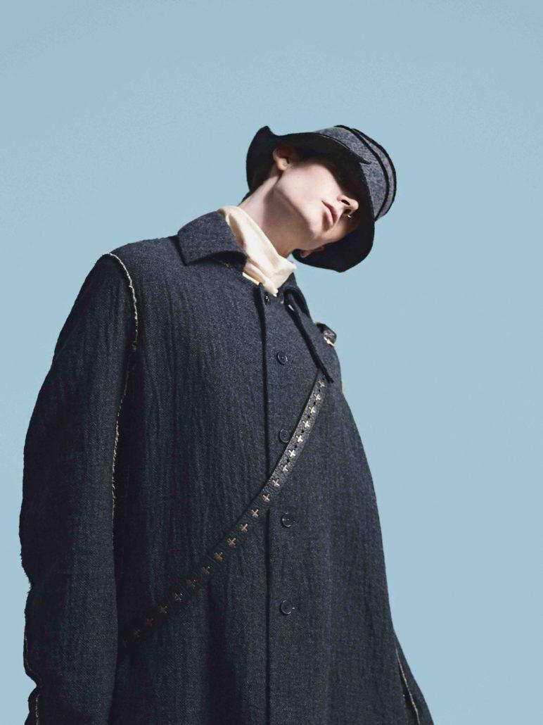 Editorial: Transmission - fashion, editorial - Wenjun Liang, Transmission, StyleZeitgeist, MENSWEAR, Maurizio Amadei, Ma+, Karlo Steele, Fashion, Editorial, 2017
